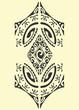 maori tribale decoro