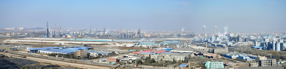 Industrial Panorama