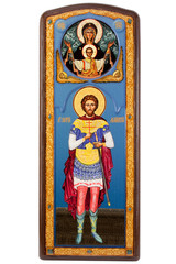 Saint Eugene Militinsky orthodox icon