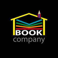 Logo Book Store # Vector