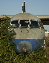 Flugzeugcockpit