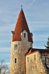 Turm in Abensberg