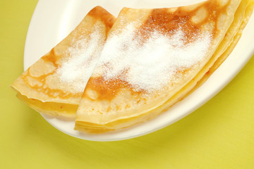 Crêpes au sucre serie marketing 2 sur 5