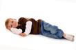 Preschooler Resting