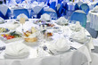 catering service tadle decoration