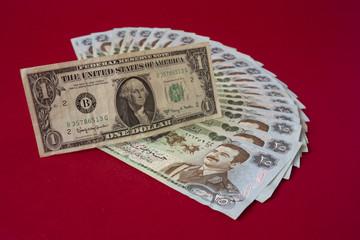 Dollaro USA Dinaro IRAQ