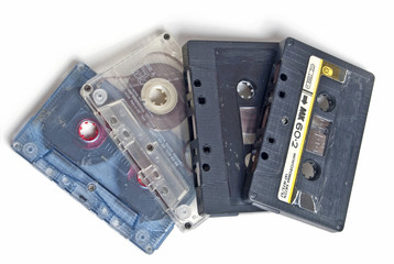 Cassette tapes