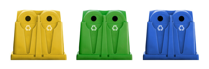 Recycle containers