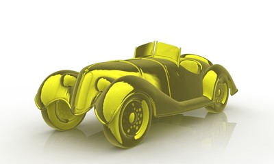 Golden Cars Oldtimer No1