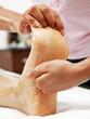 Fuß Reflexzonen Massage