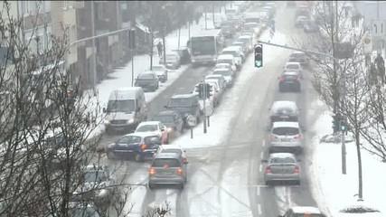 winter n Deutschland