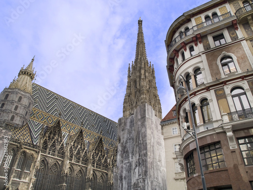 Catedral de San Esteban, Viena, Austria