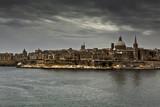 Overcast Valletta poster