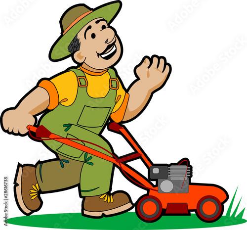 Mexican Cutting Lawn