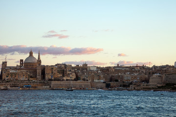 View of Malta