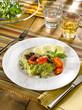 thon aux arômates - tonno agli aromi - tuna flavorings