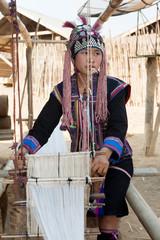 Sila ethnic group in Laos