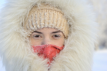 the cold girl
