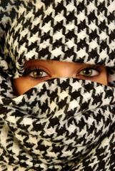 Gli occhi della Kefiah
