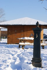 Rifugio invernale
