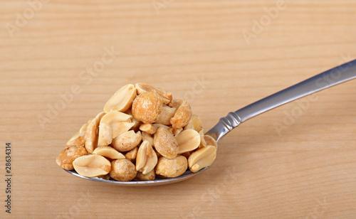 Spoonful of Peanuts
