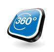 360 grad 3d Symbol