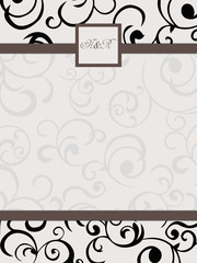 Wedding Card - Edition No. 9