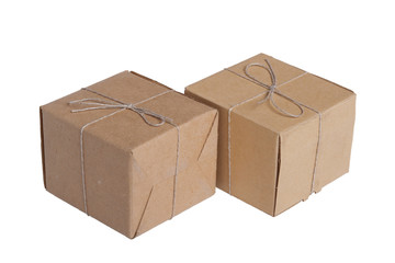 The two packing boxes