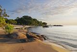 Makuzi Beach Malawi, early morning