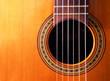 fondo musical con guitarra española