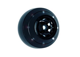 Black stylish webcam