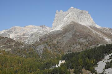 Le mont Thabor et le Séru (Hautes-Alpes)