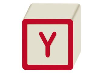 Letra Y abecedario Infantil