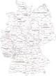 Deutschland Bundesländer Landkreise