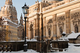 Fototapety Dresden - Altstadt
