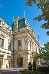 Rosetti - Roznovanu Palace