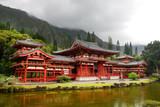 Fototapete Brücke - Buddhismus - Kultstätte