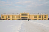 Schoenbrunn in Winter