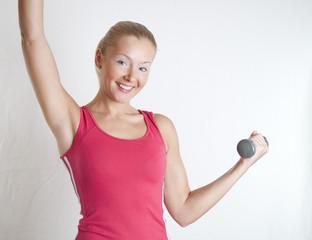 Frau-Fitness