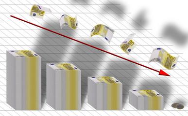 Gráfica de ingresos