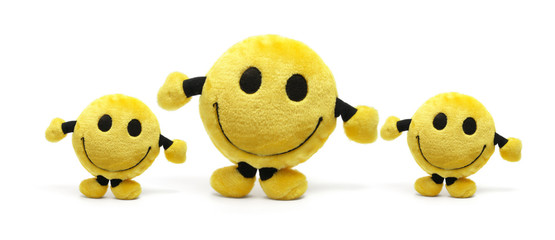 Smiley Soft Toys