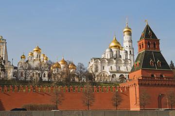 Kremlin churchs
