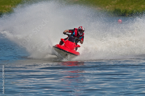 High-speed jetski - 28698166