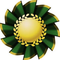 green cockade - coccarda verde