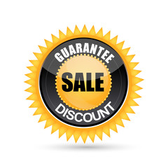 sale and discount tag