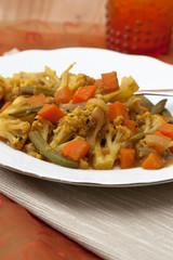 Indisches Gemüse