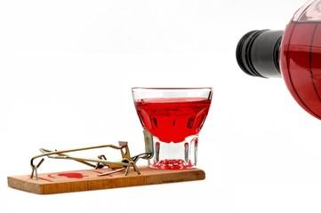 Alkoholfalle