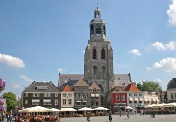 central square, Bergen op Zoom