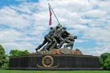 Fototapety Iwo Jima Memorial in Washington DC