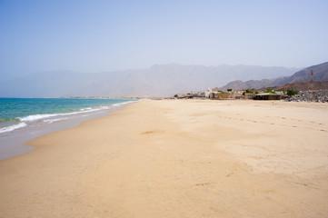oman spiaggia